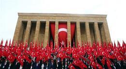 Tüm Türkiye'de 19 Mayıs kutlanıyor