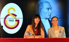 Neslihan Demir Galatasaray'a imza attı
