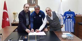 Hamza Hamzaoğlu, BB Erzurumspor ile anlaştı!