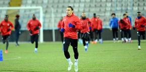 Erzurumspor'da Trabzonspor hazırlığı!