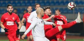 Kupada rövanş günü: Akhisarspor-Ümraniyespor