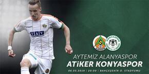 Atiker Konyaspor'dan Josef Sural'lı maç paylaşımı