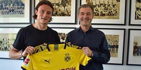 Borussia Dortmund, Schulz'u transfer etti
