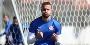 Antalyaspor'da Chico, kariyer rekorunu kırdı