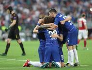 Chelsea kazandı, Başakşehir bayram etti...