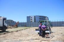 Çaykur Rizespor'un tesisleri hibrit çime geçiyor...