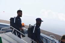 Fransa Milli Takımı Konya'ya geldi!