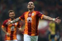Sneijder bombası! Süper Lig ekibi...