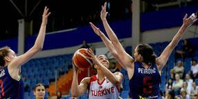 Sırbistan: 80 - Türkiye: 46