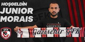 Gazişehir Gaziantep, Morais transferini açıkladı