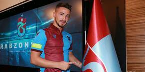 Trabzonspor, Donis Avdijaj transferini resmen açıkladı