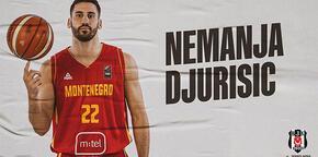 Nemanja Djurisic, Beşiktaş Sompo Japan'da