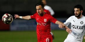 Beşiktaş'ta Sedat Şahintürk, Denizlispor'a kiralandı