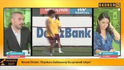 Nevzat Dindar: 'Rodrigues Galatasaray'ın planları arasında yer almamış'