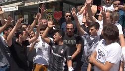 Beşiktaşlı efsane futbolcular Hatay'da
