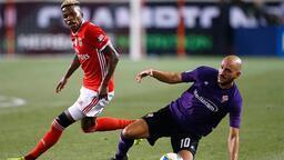 Benfica 90+3'te güldü! Brezilyalı...