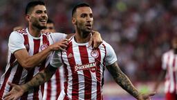 Medipol Başakşehir'in rakibi Valbuena'lı Olympiakos...
