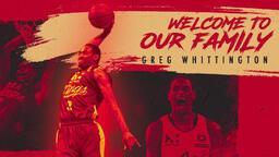 Greg Whittington, Galatasaray Doğa Sigorta'da