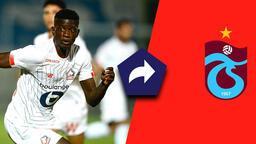 Edgar Miguel Le, Trabzonspor'da! Lille duyurdu...