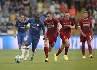 Süper Kupa finalinde Chelsea'den skandal hata!