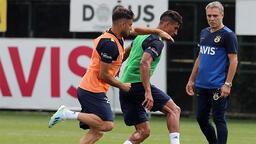 Fenerbahçe, Gazişehir Gaziantep'e hazırlanıyor