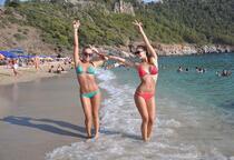 Rus turistler en çok Türkiye'de aşık oluyor