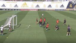 Real Madrid La Liga'ya hazır!