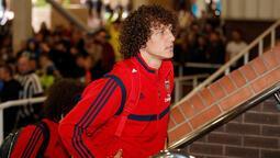 David Luiz ve Nicolas Pepe Arsenal'e alıştı!