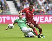 Milli futbolcular döktürdü, Düsseldorf farklı kazandı!