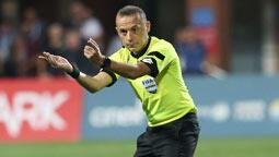 UEFA'dan Cüneyt Çakır'a görev! Devler Ligi'nde...