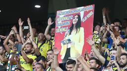 Fenerbahçe taraftarından Dilay Kemer'e tam destek