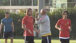 Kayserispor'da MKE Ankaragücü maçı hazırlıkları