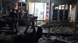 Irak'ta patlama: Çok sayıda yaralı var