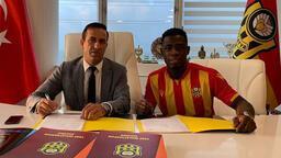Yeni Malatyaspor, Afriyie Acquah'ı transfer etti