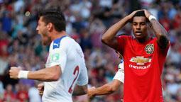 Manchester United 90+3'te yıkıldı! Tarihi yenilgi...