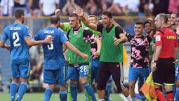 Juventus ligi 3 puanla açtı! Merih Demiral...