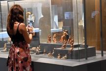 Troya Müzesi'ndeki hazineleri gören hayran kalıyor!