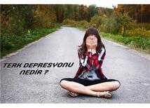 Terk Depresyonu