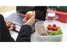 Sağlıklı beslenme, başarılı iş yaşamı