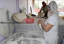 Anadolu'da yüzyıllardır kullanılan tandır ekmeği
