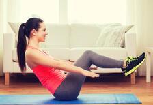 Koltuk altı ve sırt yağlarınızı eriten egzersizler