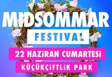 Midsommar Festival 2019 22 Haziran'da KüçükÇiftlik Park'ta!