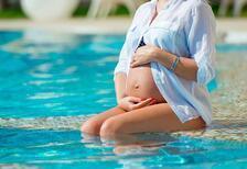 Hamilelikte denize girmek zararlı mı?