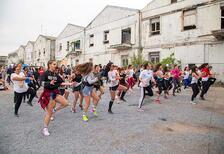 Şehrin spor festivali: SWEAT FEST