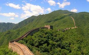Çin Seddi'ne ziyaretçi sayısı sınırlandırılıyor