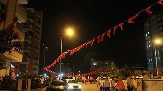 Erbil'deki şehit ateşi Mersin'e düştü