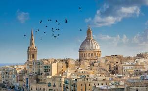Şövalyelerin adası Malta