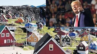 Grönland tartışması devam ediyor! Bize sadece 'hayır' diyebilirlerdi