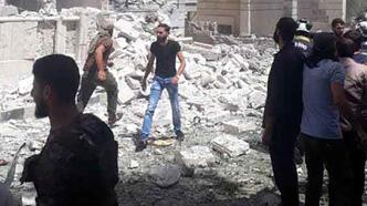 Son dakika  İdlib'de bombalı saldırı! Ölü ve yaralılar var