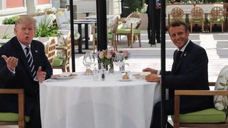 G7 Fransa'da başlıyor! Bir araya geldiler